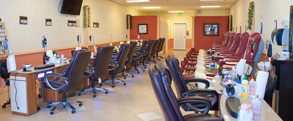 Welcome To Allure Nails Spa Ii
